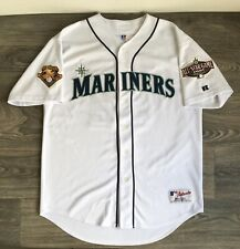 ICHIRO Suzuki Jersey Seattle Mariners #51 2001 All Star MLB Baseball Russell 48