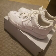 Nike Air Force 1 '07 Size 11 Athletic Shoes - White