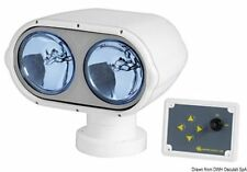 Faro Night Eye 2 bulbi 12 V | Marca Osculati | 13.232.00