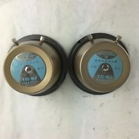 Pioneer PM-12A 15W 16 ohm SQUAWKER loud speaker - vintage 1955 - set of 2