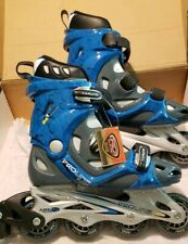 Roller Derby Womens Inline Skates Pro 900 Blue Size 6 New In Box