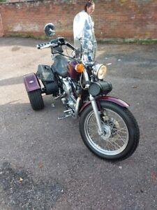 Harley sporster 1200 trike