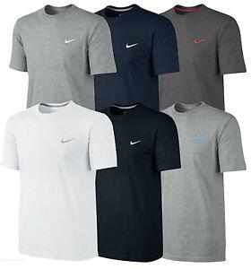Men's Nike Logo T-Shirt, Top - Retro Vintage Branded Sports Cotton