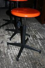 Tabouret industriel  d'atelier STRAFOR 1960 meuble industriel décoration