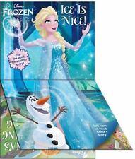 Disney Frozen: Ice Is Nice/Anna's Spring Fling, Froeb, Lori C., Good Book