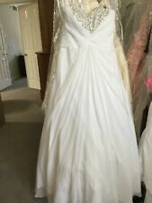 LaFEE prom pageant quinceanera dress White Ball gown 16
