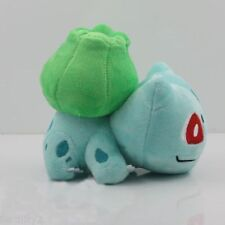 """New POKEMON COOL~ GRASS Bulbasaur 5"""" Plush Doll Toy Figure Collectible"""