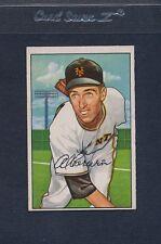 1952 Bowman #121 Al Corwin Giants EX *148