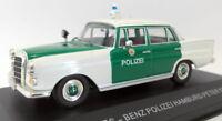 Ixo 1/43 Scale Diecast - 360 542 7 Mercedes Benz Polizei Hamberg Peter 53/1