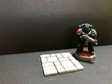 1/35 Square Paving Kit 560pcs 3 Sizes Warhammer Wargames 40K Scenery