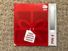 Pokemon X Cristaux Club Nintendo Points Nintendo 3 DS