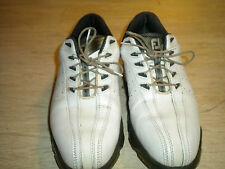 New listing Footjoy Sport White Golf Shoes 8.5 M