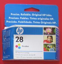 Cartuccia cartridge getto inchiostro ink jet tintas originales HP 28