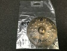 """Istanbul Agop Xist 13"""" Dry Dark Crash Cymbal"""