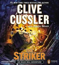 Clive CUSSLER / The STRIKER     [ Audiobook ]