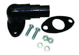 Universal Air Cleaner PCV Smog Tube Valve Cover Tube Breather Fitting Plastic