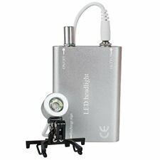 Portable Dental Led Head Light Lamp For Dental Surgical Binocular Loupes