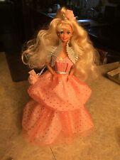 Peach Barbie