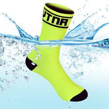 Waterproof Mens Socks Bamboo Fiber Outdoor Cycling Socks Deodorant Breathable
