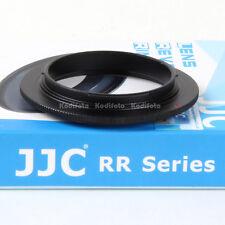 JJC RR-NEX Anillo Adaptador Inversor Macro Objetivos lentes 49mm Montura E Sony