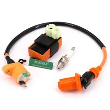 Racing Performance Ignition Coil & CDI Box for GY6 50cc 125cc 150cc Scooter ATV