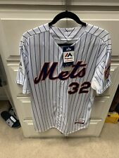 Steven Matz New York Mets 2015 World Series Jersey 48 Cool Base