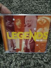 TIME LIFE LEGENDS - ROCK ON  NEW