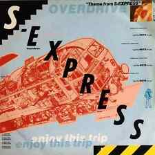 """S'EXPRESS - Theme From S-Express (12"""") (VG/G+)"""