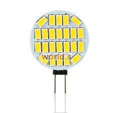 G4 24 SMD 5730 LED Lampe Birne Licht Leuchte Light warmweiss 400LM DC12V 3.1W
