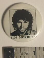 Vintage Jim Morrison, of The Doors, Round Pin / Button