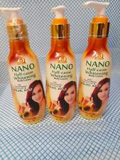 NaNo Half Cast Whitening lotion 250ml
