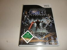 Nintendo Wii Star Wars-The Force Unleashed
