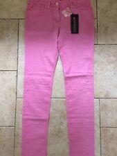 NAPAPIJRI Pantaloni Rosa Misura UK 14 IT 46 Nuovo con etichette nuovo con etichetta