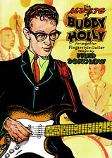 THE MUSIC OF BUDDY HOLLY Guitar Lessons Video DVD With TABs by Fred Sokolow