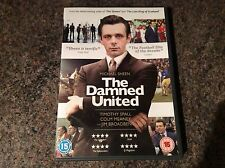 The Damned United Dvd! Look At My Other Dvds!
