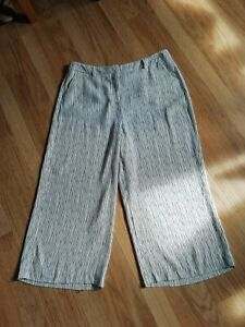 Next cropped trousers size 14R