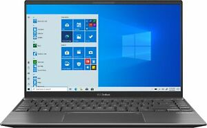 "ASUS - Zenbook 14"" Laptop - AMD Ryzen 5 - 8GB Memory - NVIDIA GeForce MX450 -..."