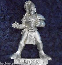 1994 wood elf Bloodbowl 3rd Edition lineman 2 Citadel athelorn Avengers Team GW