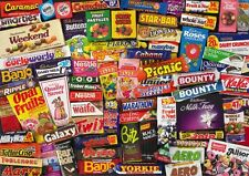 Gibsons - 1000 PIECE JIGSAW PUZZLE - 1980s Sweet Memories