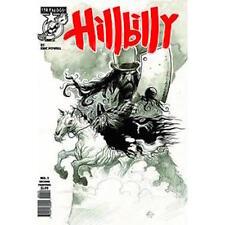 Hillbilly #2 Eric powell 2nd Print Variant Albatross Comics NM