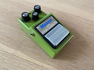 Maxon VOP9 Vintage Overdrive Pro, gebraucht, guter Zustand