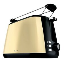 Hotpoint toaster 2 slice warming rack cream TT22MDC0UK