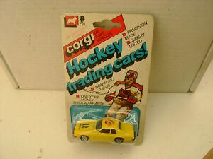1982 CORGI METTOY #438 JAGUAR XJ-S VANCOUVER CANUCKS HOCKEY LEAGUE TRADING CARS