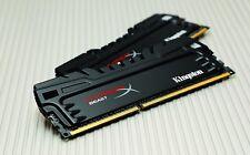 Kingston Hyper X Beast DDR3 2400 MHz CL11 240 broches Noir 16 Go (2x 8 Go)