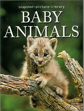 BABY ANIMALS -  Snapshot  Picture  Library - Stunning Photos - NEW -  MINT - SC