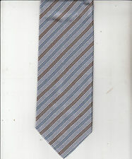 Pal Zileri-Authentic-[If New $300]-100% Silk Tie-Made In Italy-PZ7-Men's Tie