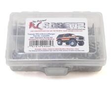 RCZTRA085 RC Screwz Traxxas TRX-4 Bronco Stainless Steel Screw Kit