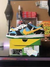 """100% AUTHENTIC Nike Dunk SB x Ben And Jerry's """"Chunky Dunky"""" Size 8.5 DEADSTOCK"""