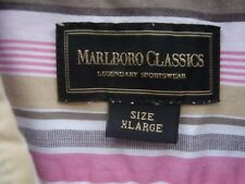 chemisette MALBORO CLASSIC  taille XL  tbe