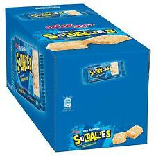 Marshmallow Squares By Kelloggs Rice Krispie Original Box   30 x 28g   Fast P&P